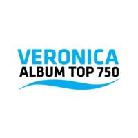 Logo de la radio Veronica Album Top 750
