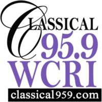 Logo de la radio Classical 95.9 WCRI