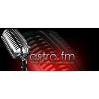 Logo of radio station Astro FM