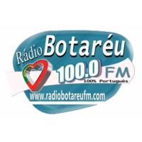Logo of radio station Rádio Botaréu FM