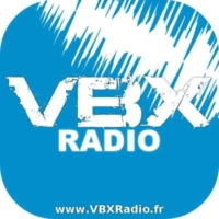 Logo of radio station VBX Radio