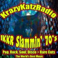 Logo de la radio 1KKR - Slammin' 70's