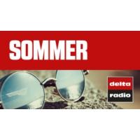 Logo de la radio delta radio - Sommer