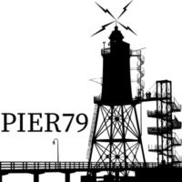 Logo of radio station PIER79