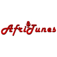 Logo of radio station AfriTunes FM