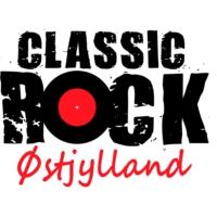 Logo of radio station ClassicROCK - Østjylland