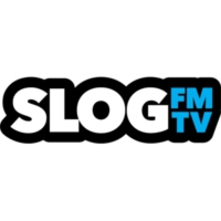 Logo of radio station SLOG FM