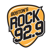 Logo of radio station WBOS ROCK 92.9