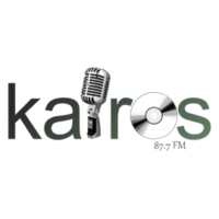 Logo of radio station Kairos FM 87.7