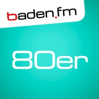 Logo of radio station baden.fm 80er
