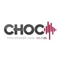 Logo of radio station CHOC FM 104.9