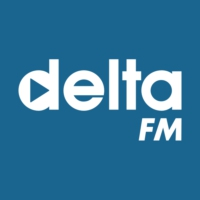 Logo of radio station Delta FM Dunkerque