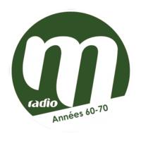 Logo de la radio M Radio Années 60/70