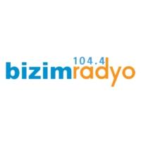 Logo de la radio Bizim Radyo 104.4