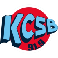 Logo of radio station KCSB-FM 91.9