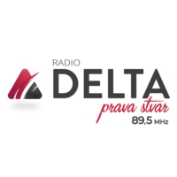 Logo of radio station Radio Delta Novi Sad 89.5