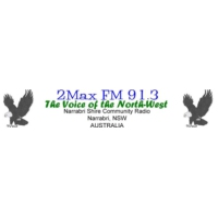 Logo de la radio 2Max FM