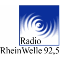 Logo of radio station Radio Rheinwelle 92,5