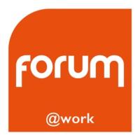 Logo of radio station Forum @Work