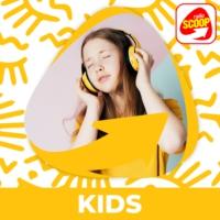 Logo de la radio Radio SCOOP - Kids