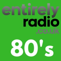 Logo de la radio Entirely Radio 80's