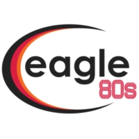 Logo of radio station Eagle 80s
