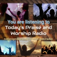 Logo of radio station Today's Praise and Worship Radio