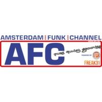 Logo of radio station Amsterdam Funk Channel