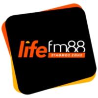 Logo of radio station Life FM 88
