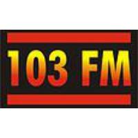 Logo of radio station Rádio 103 FM