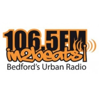 Logo of radio station In2beats 106.5FM