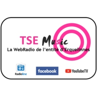 Logo of radio station TSE MUSIC