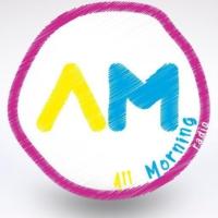 Logo of radio station All Morning Radio