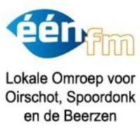 Logo of radio station Een FM