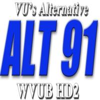 Logo of radio station WVUB HD2 91.1