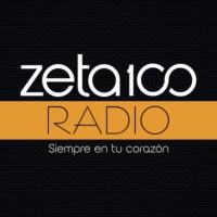 Logo de la radio zeta100 Radio