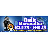 Logo de la radio Radio Maranatha