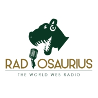 Logo of radio station Radiosaurius