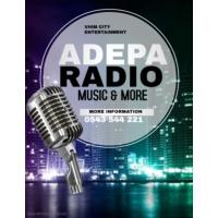 Logo de la radio Adepa Radio