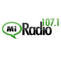 Logo de la radio Mi Radio 107.1 FM
