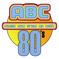 Logo of radio station ABC 80's Ireland