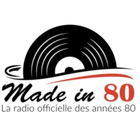 Logo of radio station Made in 80
