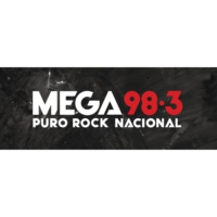 Logo de la radio Mega 98.3