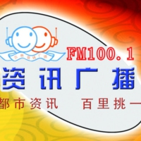 Logo of radio station 吉林CCFM100.8 - Jilin CCFM100.8