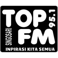 Logo of radio station Top 95.1