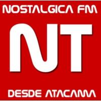 Logo of radio station NOSTÁLGICA FM