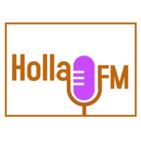 Logo of radio station Holla FM