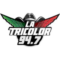 Logo of radio station KYSE La Tricolor 94.7