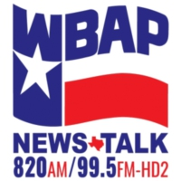 Logo de la radio WBAP 820 AM