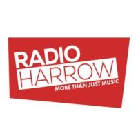 Logo of radio station Radio Harrow